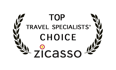 Zicasso, Travel Specialists' Top Choice