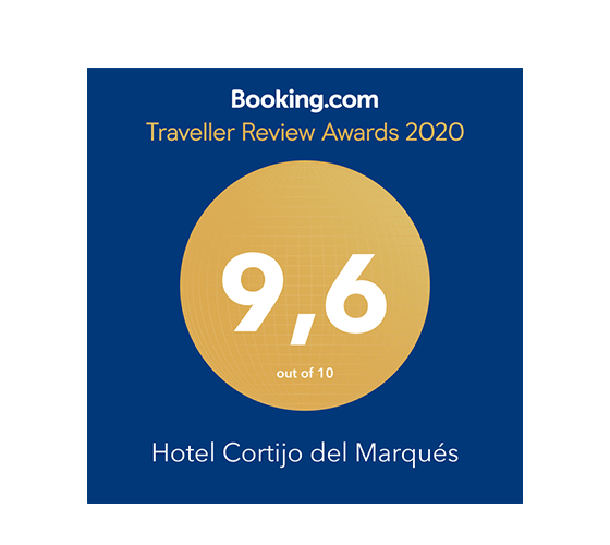 Booking.com - Guest Review Awards 2018: 9,6 out of 10