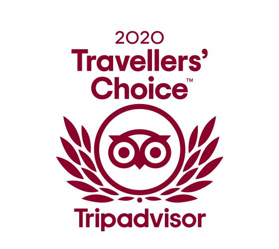 TripAdvisor – Travellers' Choice 2020